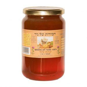 דבש מפרחי דרדר