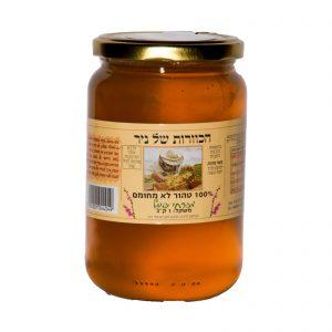 דבש מפרחי שיזף