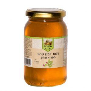 דבש מפרחי תלתן